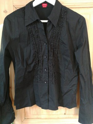 Esprit Ruffled Blouse black