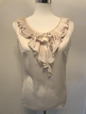 Lawrence Grey Blouse brillante beige clair fibre synthétique