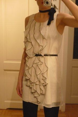 Rüschenkleid, Minikleid, A-Linie, S, Vero moda