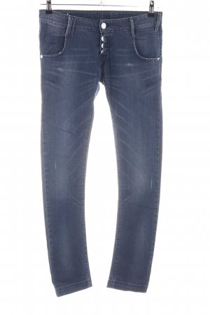 Rütme Slim Jeans blau Casual-Look
