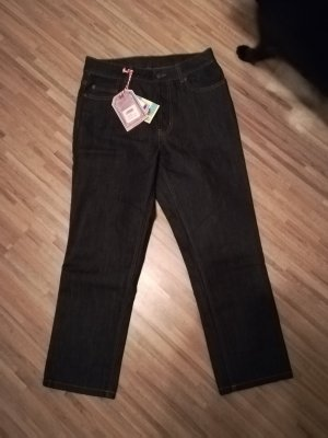 Pantalone Capri blu scuro