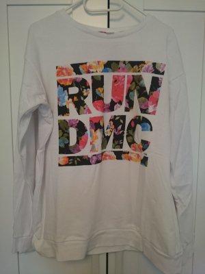 RUN DMC Blumen Sweatshirt