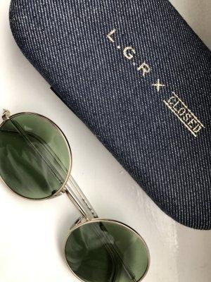 Runde Sonnenbrille Closed x LGR