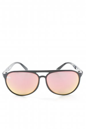 "runde Sonnenbrille ""Gi3 NAV-TIM-B3L"" schwarz"