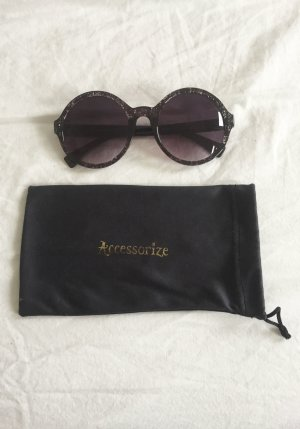 Accessorize Round Sunglasses multicolored