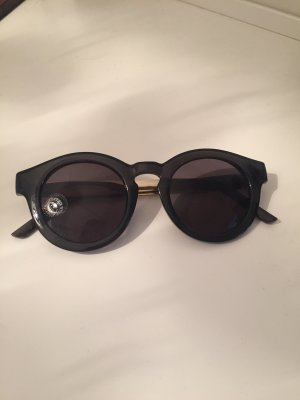 & other stories Round Sunglasses black
