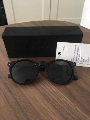Runde Sonnenbrille schwarz mint&berry