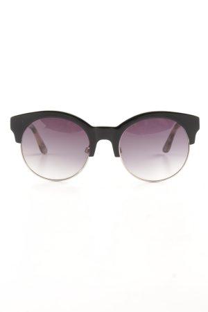 """runde Sonnenbrille """"Sienna Alexander London """"Mayfair"""""""" schwarz"""