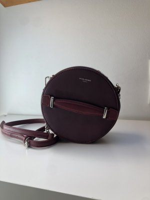 David Jones Crossbody bag bordeaux-brown red
