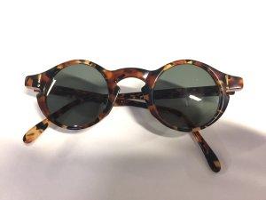Runde Vintage JOOP! Sonnenbrille Hornoptik Hipster