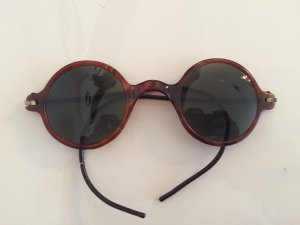 Sunglasses brown red
