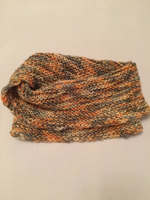 Snood multicolored wool