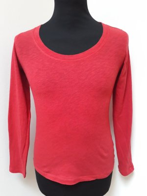 Marc O'Polo Camisa tejida rojo
