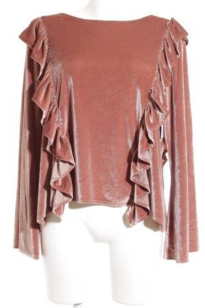 Crewneck Sweater dusky pink extravagant style