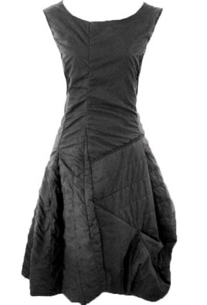 ,,RUNDHOLZ''  Baumwolle Kleid  *  Gr.XL  *