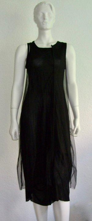 Rundholz Black Label Size M Kleid Dress Black New