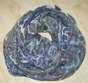Codello Snood blauw Polyester