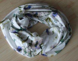Codello Caperuza blanco puro-azul Viscosa