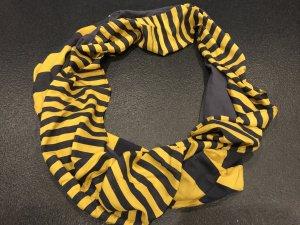edc by Esprit Snood anthracite-dark yellow viscose