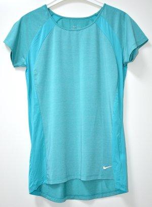 Nike T-shirt de sport turquoise