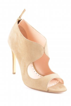 "Rupert Sanderson High Heel Sandaletten ""Moyra High Heel Sandal Clay 36"""