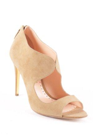 "Rupert Sanderson High Heel Sandal ""Moyra High Heel Sandal Clay "" beige"