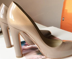 Ruppert Sanders High Heels Pumps beige sz 36 (36-36,5)