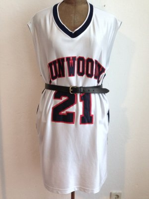 Russel Athletics Vintage Basketball Trikot, Oversize Shirt/ Kleid bei Gr. 40/42