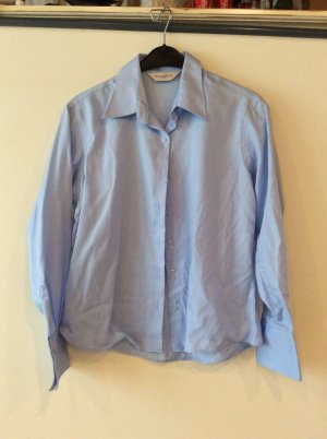 Russel collection Businessbluse Gr 44 hellblau