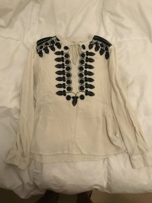 Russian style blouse