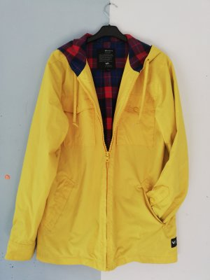 RVCA Raincoat yellow