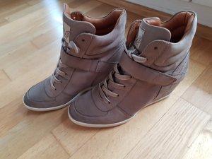 s.g.erhalten: graue Schuhe von Paul Green in 38.5