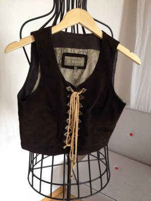 Traditional Camisole dark brown-black brown