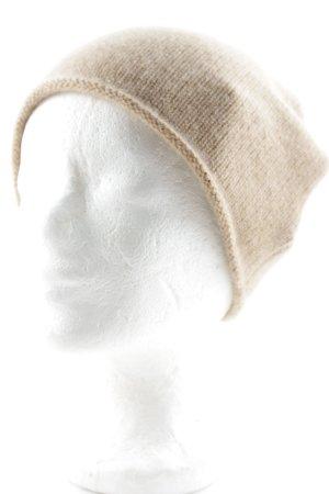 S.Marlon Chapeau en tricot chameau style décontracté