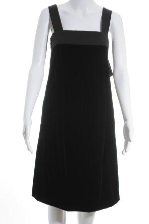 'S MaxMara Cocktailkleid schwarz Elegant