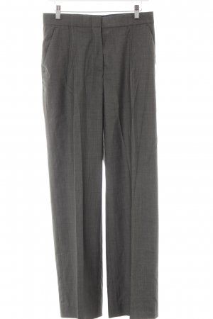 'S MaxMara Stoffhose anthrazit Business-Look