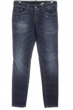 S.O.S by Orza Studio Slim Jeans blau Casual-Look