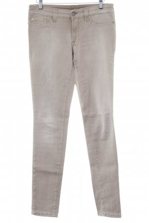 S.O.S by Orza Studio Straight-Leg Jeans beige Casual-Look