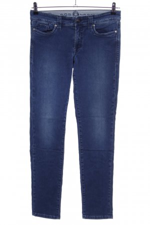 S.O.S by Orza Studio Stretch jeans blauw casual uitstraling