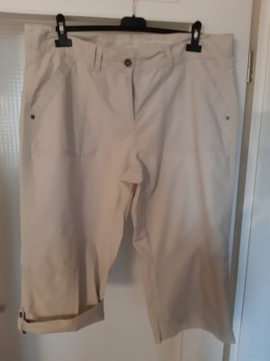 S.Oliver 3/4 Hose creme Causal- Look