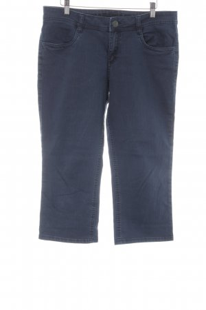 s.Oliver 3/4-Hose dunkelblau Casual-Look