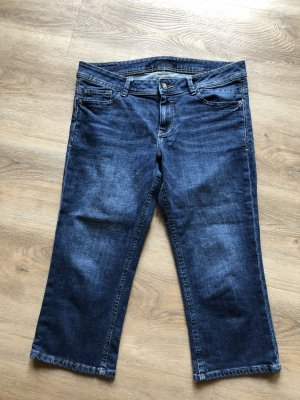 s.Oliver 3/4-jeans blauw