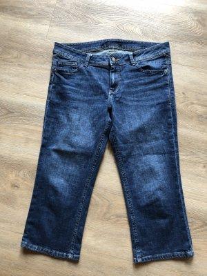 s.Oliver 3/4 Length Jeans blue
