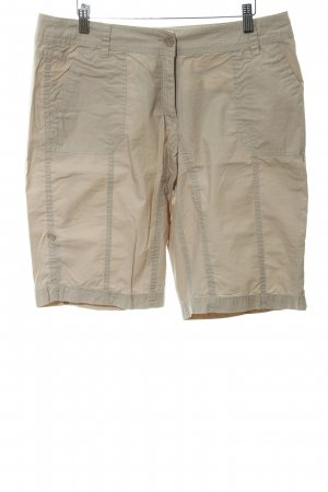 s.Oliver 3/4 Length Trousers oatmeal casual look