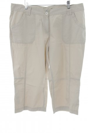 s.Oliver 3/4-Hose hellbeige Casual-Look