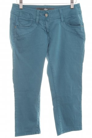 s.Oliver 3/4-Hose petrol Casual-Look