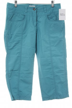 s.Oliver Pantalone a 3/4 turchese stile casual
