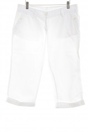 s.Oliver 3/4 Length Trousers white casual look