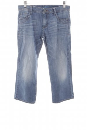 s.Oliver 3/4-jeans blauw Jeans-look