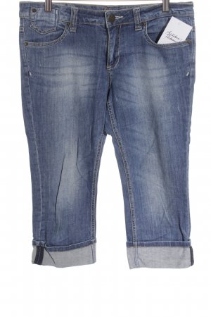s.Oliver 3/4 Jeans blau Casual-Look